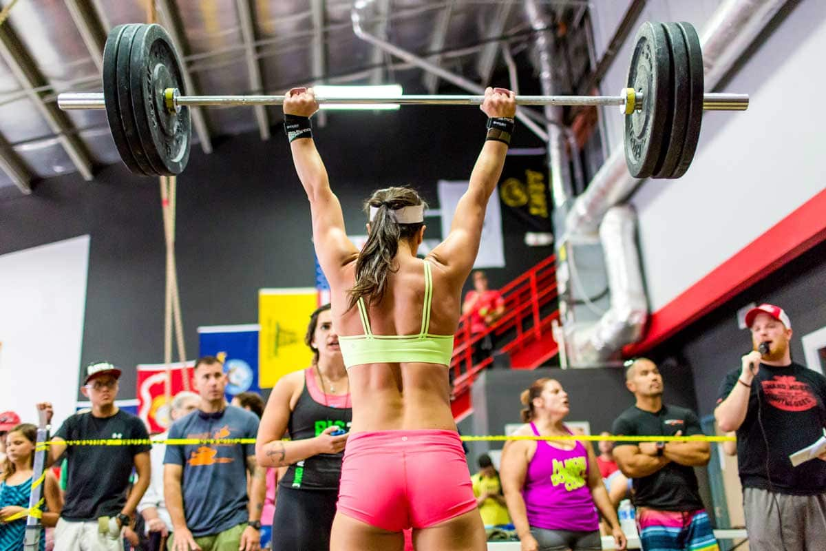 CrossFit Training Benefits - CrossFit Dublin Strength and Conditioning
