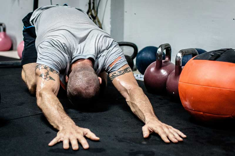 crossfit stretching benefits