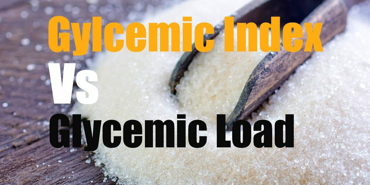 Glycemic index vs glycemic load
