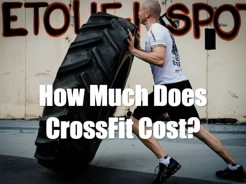how much does crossfit cost