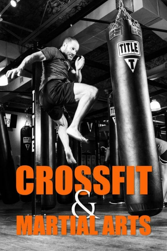 crossfit for martial arts