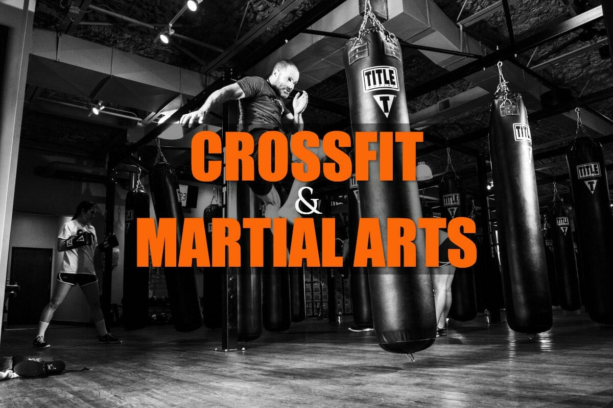 CrossFit Conditioning For Martial Arts