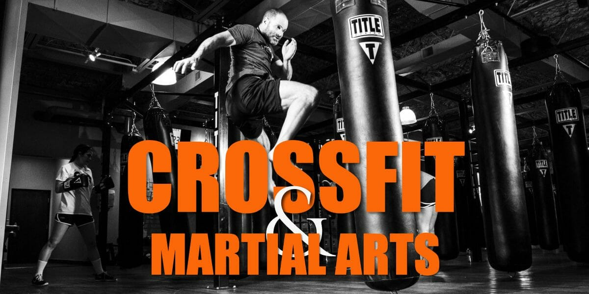 CrossFit Conditioning for martial artists