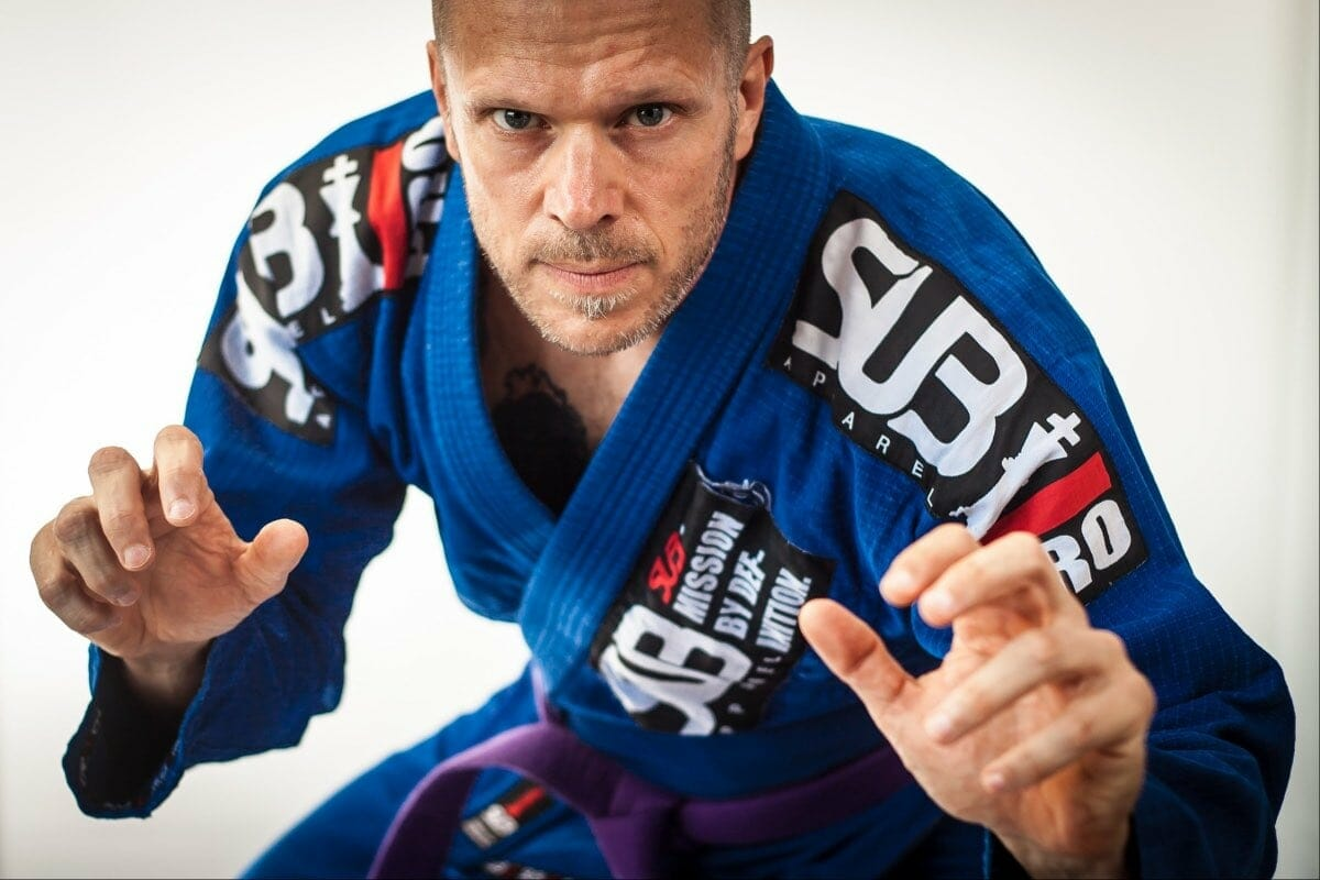 jiu jitsu martial arts athlete