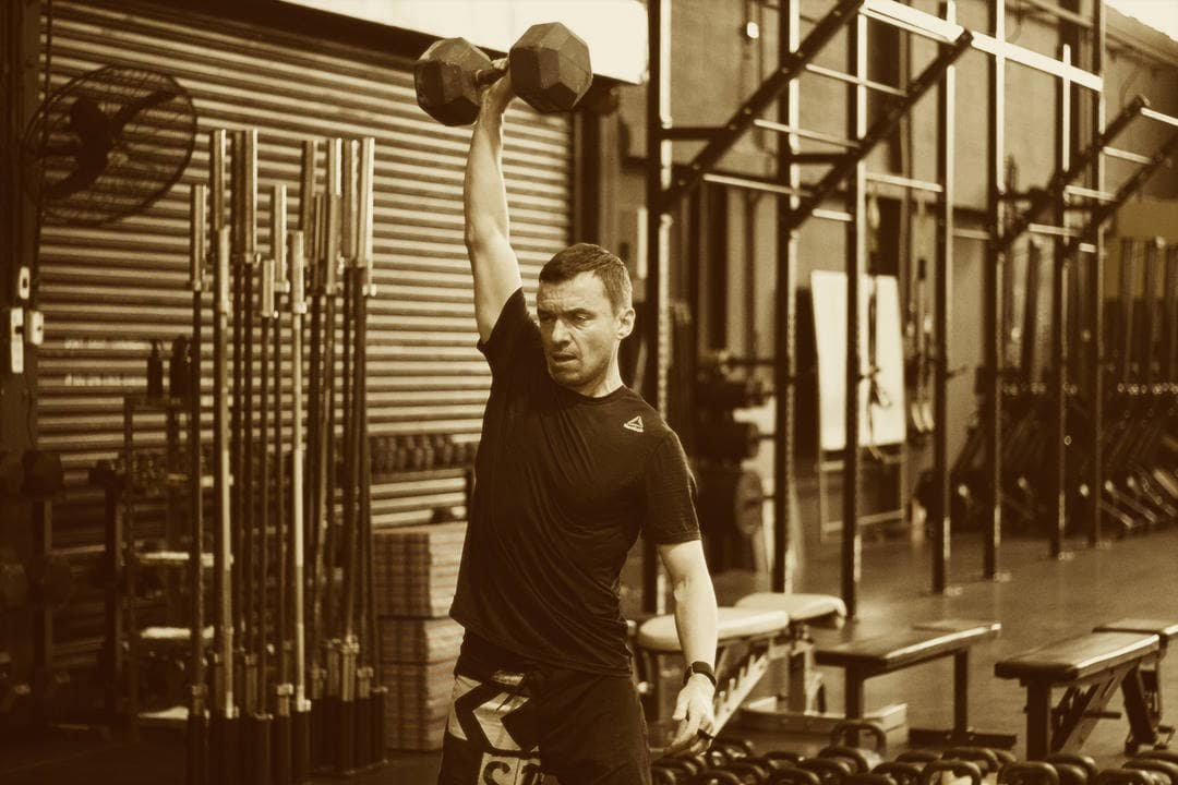 wod tools author keith lang personal trainer and qualified fitness instructor