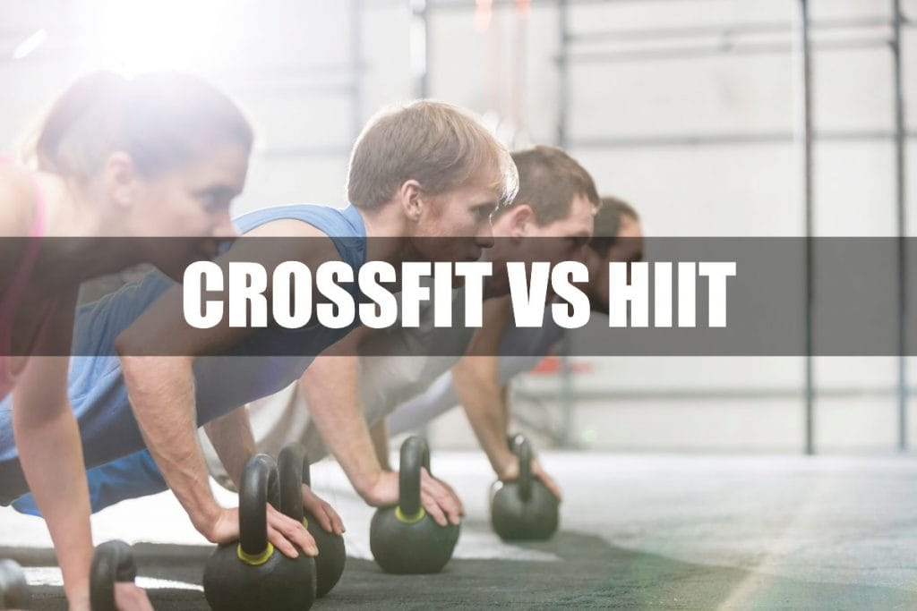 CrossFit vs HIIT – Comparison Of Two Training Protocols