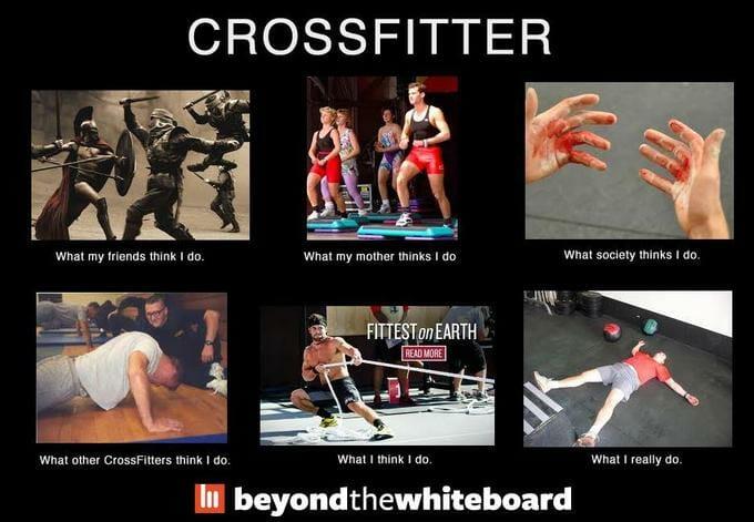 CrossFit Memes