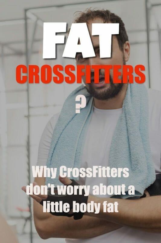 Fat CrossFit Athletes?