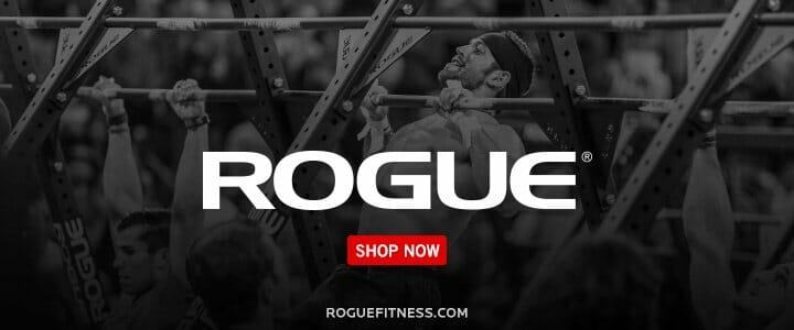 Rogue fitness CrossFit shop