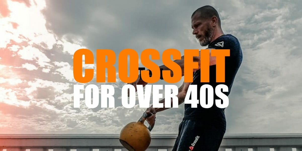 crossfit at 40 for older athletes