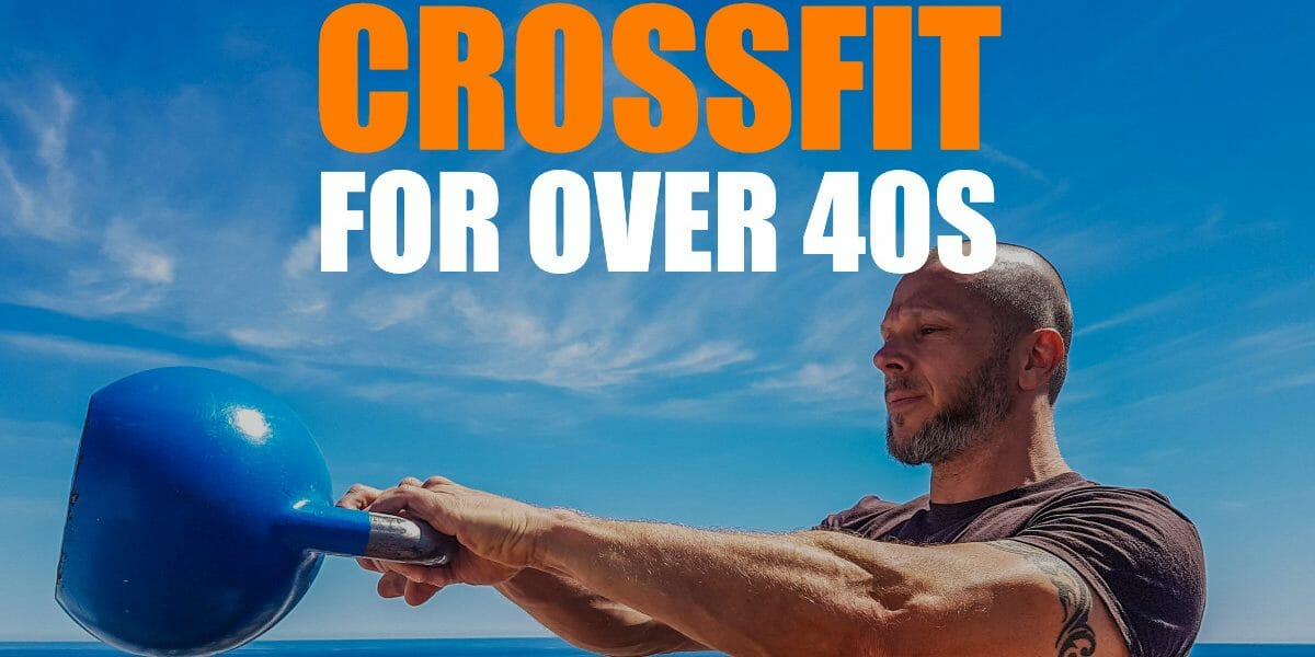 CrossFit for over 40s athletes