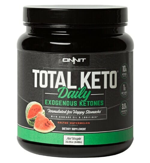 Onnit Total Keto