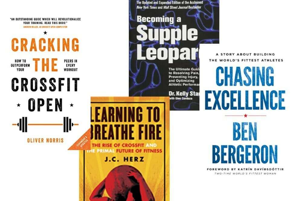 List best CrossFit books for 2019