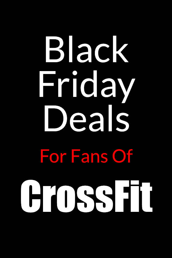 Black Friday deals for fans of CrossFit