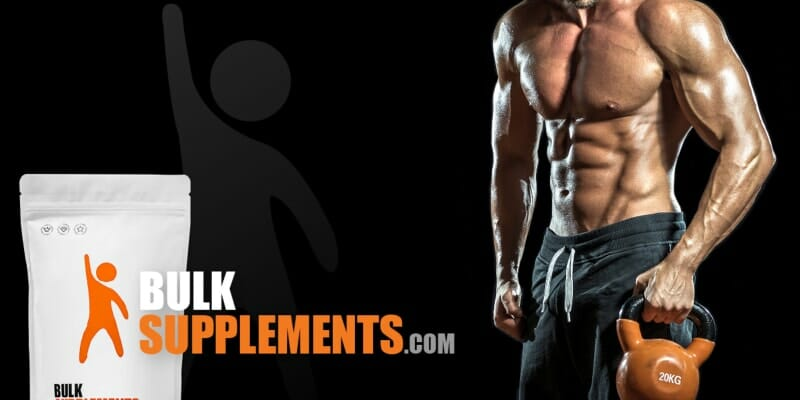 Bulk Supplements Discount Black Friday Cyber Monday Weekend