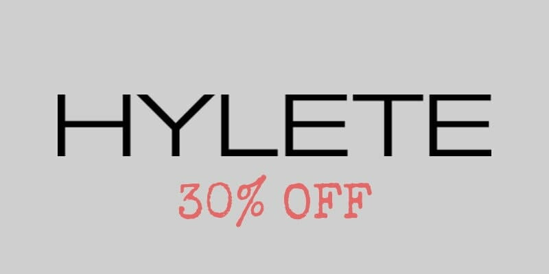 Hylette black friday deal