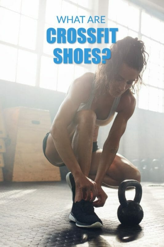What are CrossFit shoes