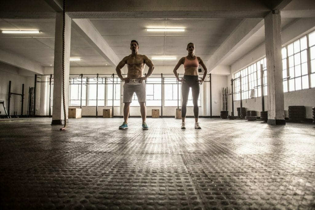 Top 10 CrossFit Workouts With Barbells & Bodyweight
