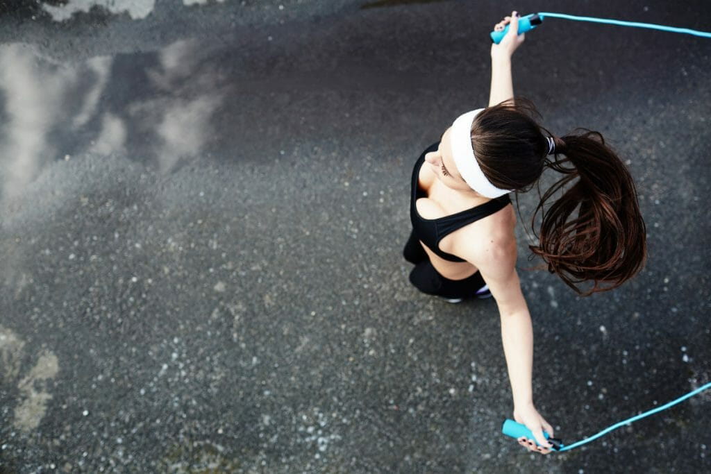 Jump ropes for speed and performance