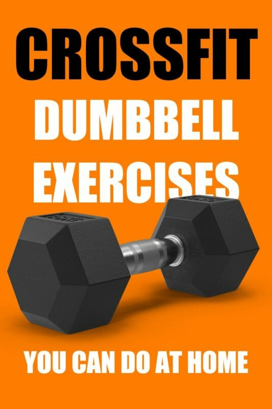 Crossfit Dumbbell Exercises For Home