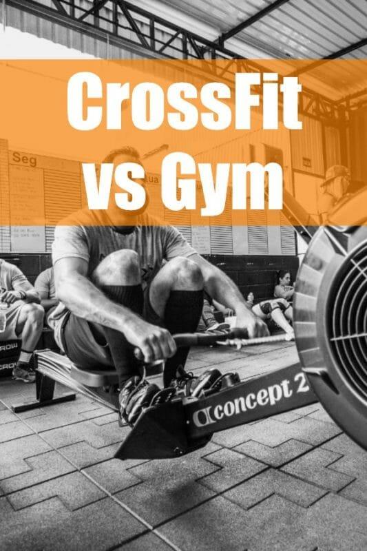 Crossfit Vs Gym