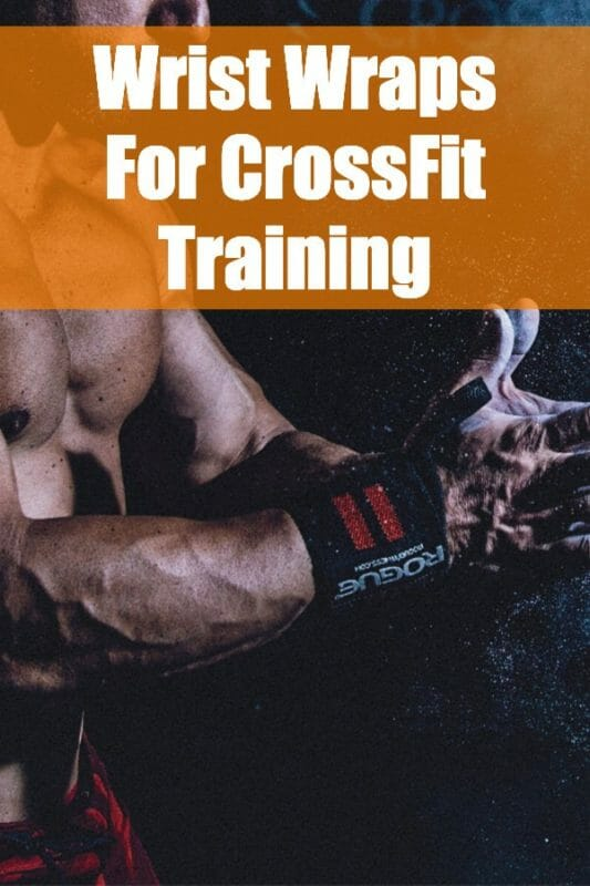 Wrist Wraps For Crossfit Training And Fitness