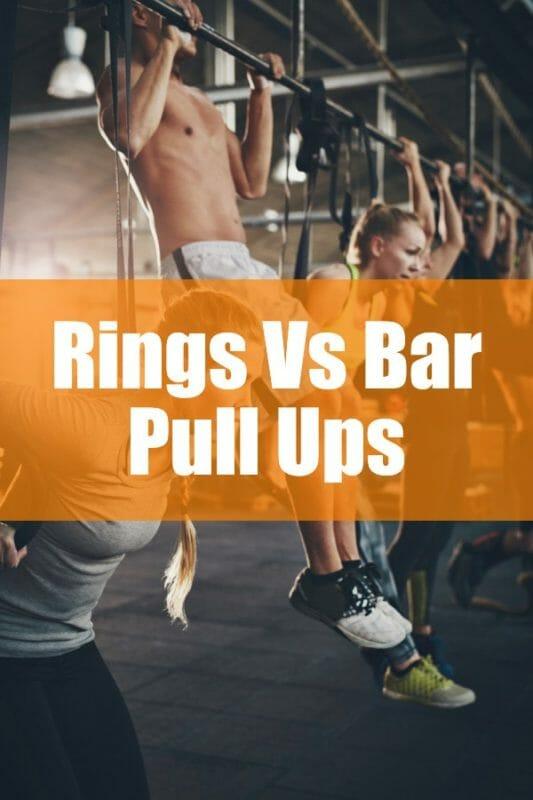Rings Vs Bar Pull Ups 1