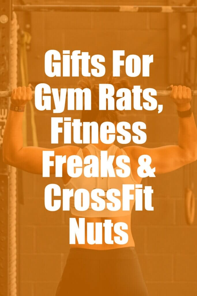 Gifts For Crossfit Fans And Gym Rats