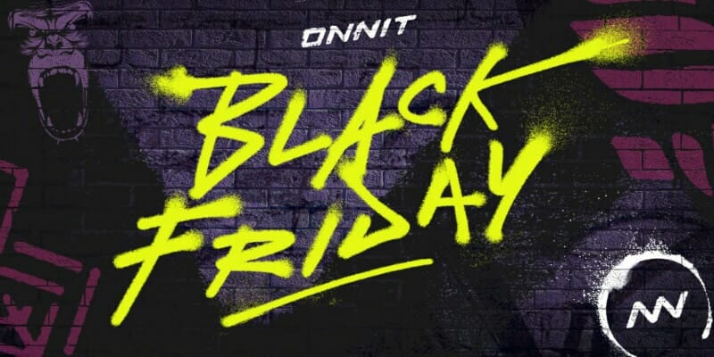 Onnit Black Friday Deals