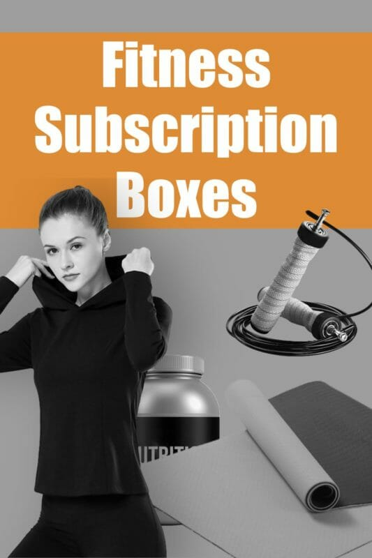 Best Monthly Fitness Subscription box