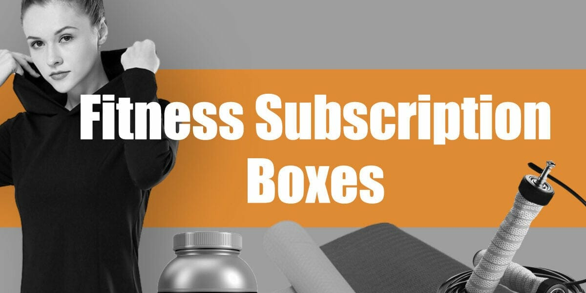 Monthly Fitnes Boxes