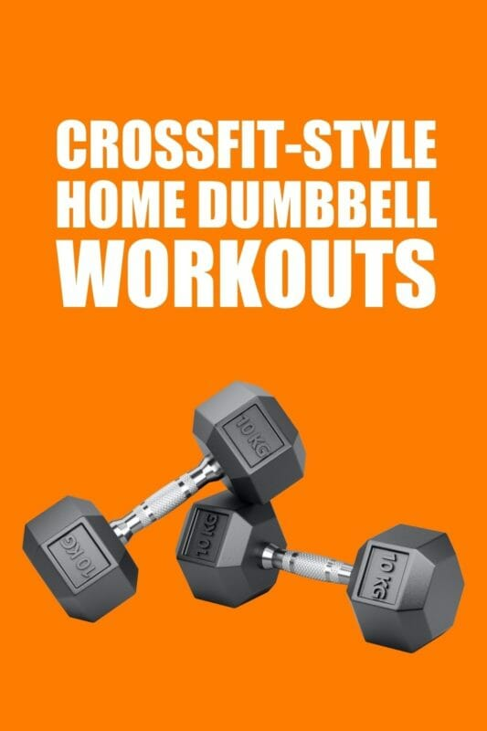 Copy Of Crossfit Home Dumbbell Workouts
