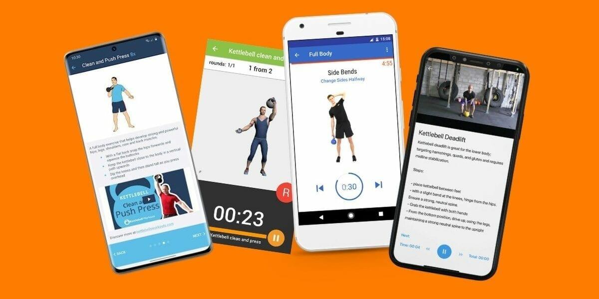 Best Kettlebell Fitness Apps