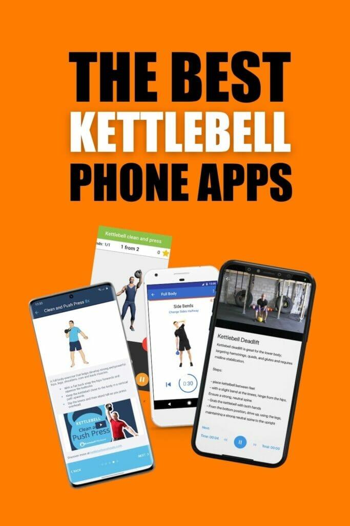 Kettlebell Phone Apps Pinterest