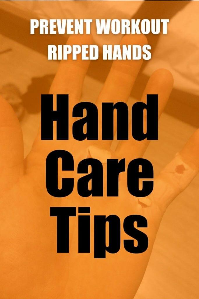 crossfit hand care pinterest