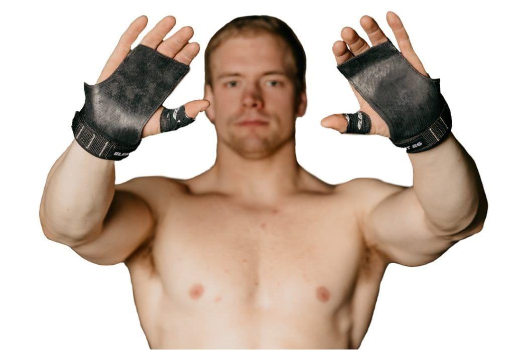 isogrip gymnastic hand protectors